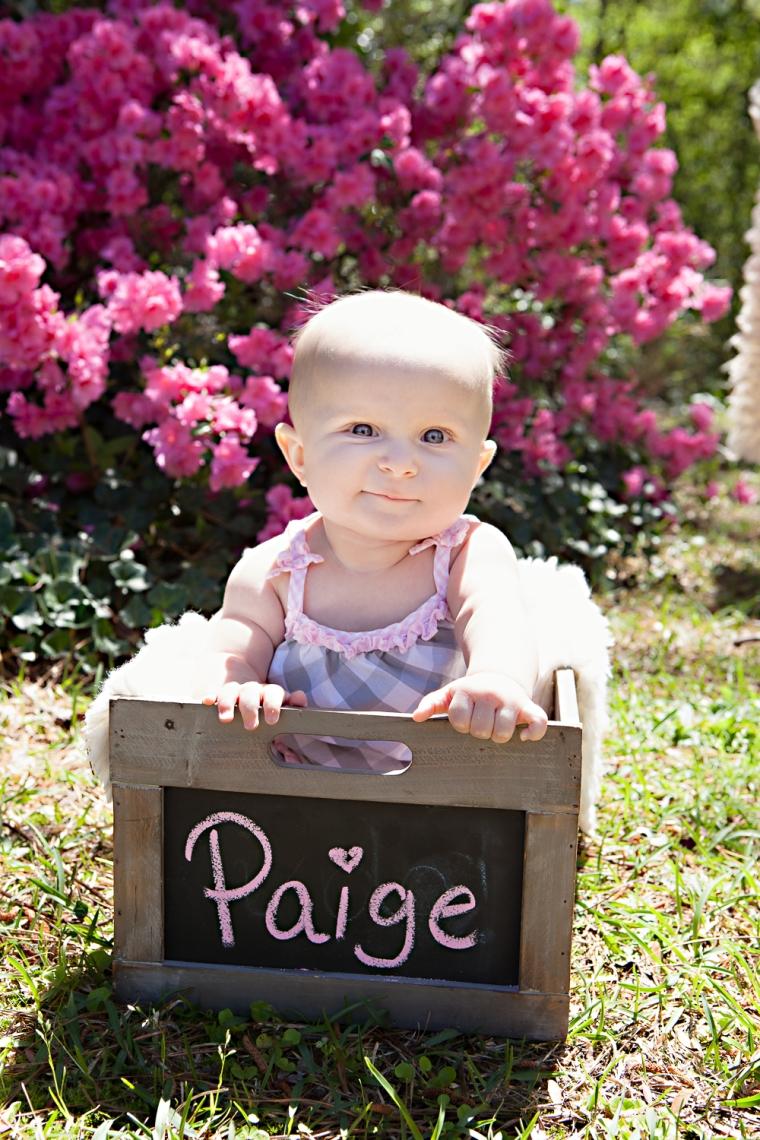 Paige 6 mo -11
