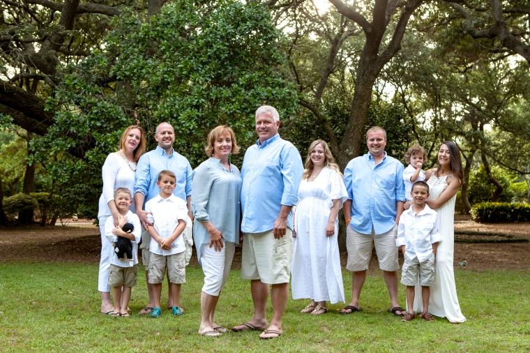 Powell Family 2016-2