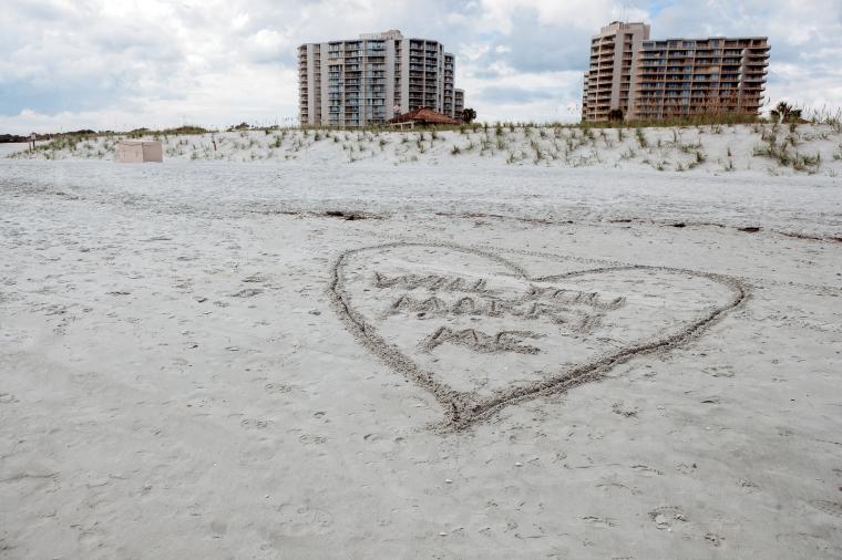 Beach Proposal-4